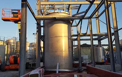 GRI news new CABP Plant